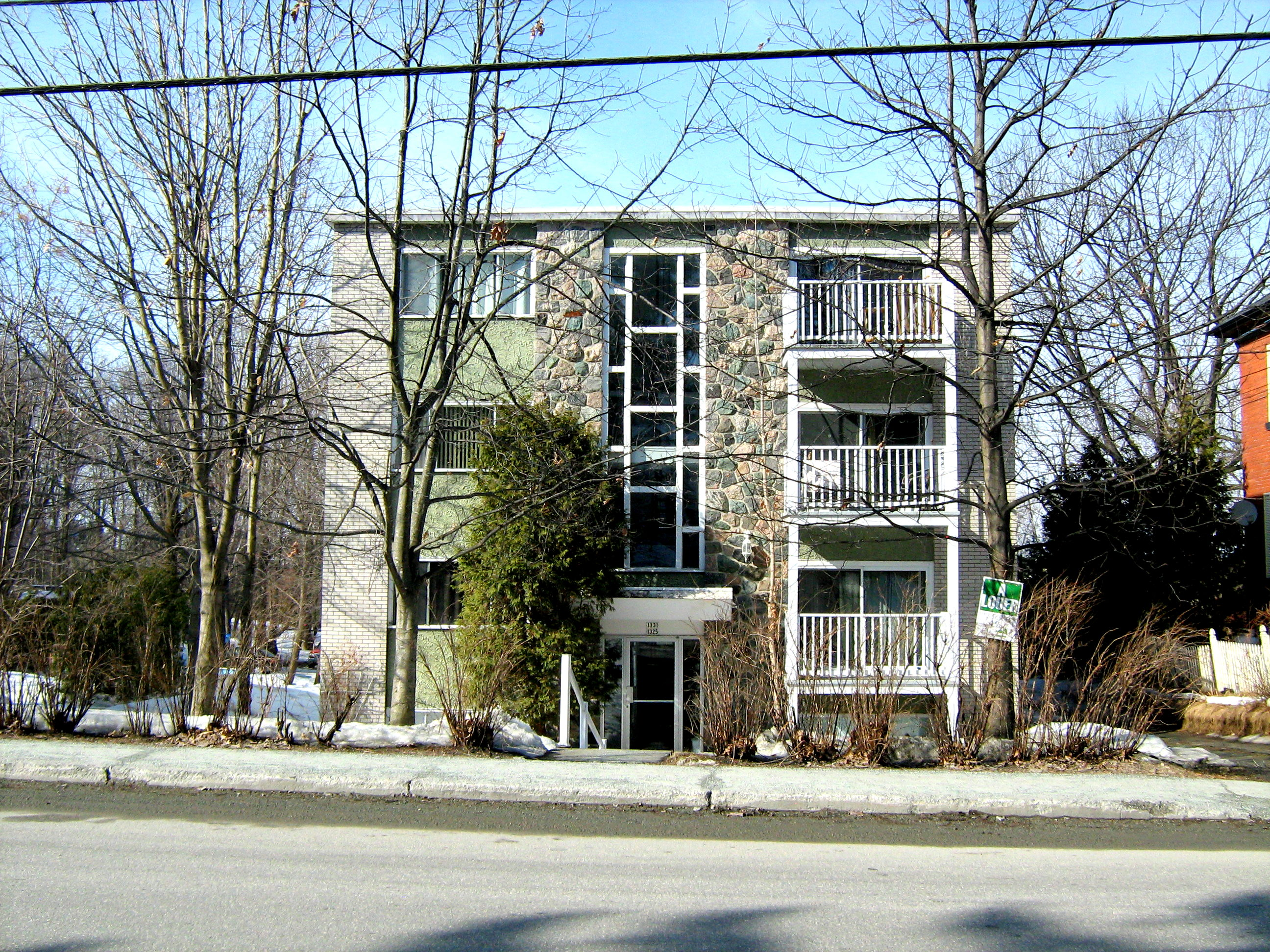 1331 Prospect, Nord, Sherbrooke, secteur Nord